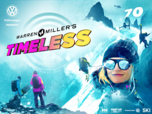 2019 Warren Miller Film Festival and Premiere Party 'TIMELESS' @ Egyptian Theatre